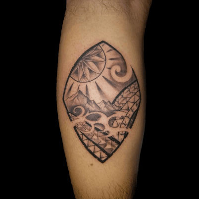 Tribal Tattoos | Pistol Pete's Tattoo Shop in Amarillo